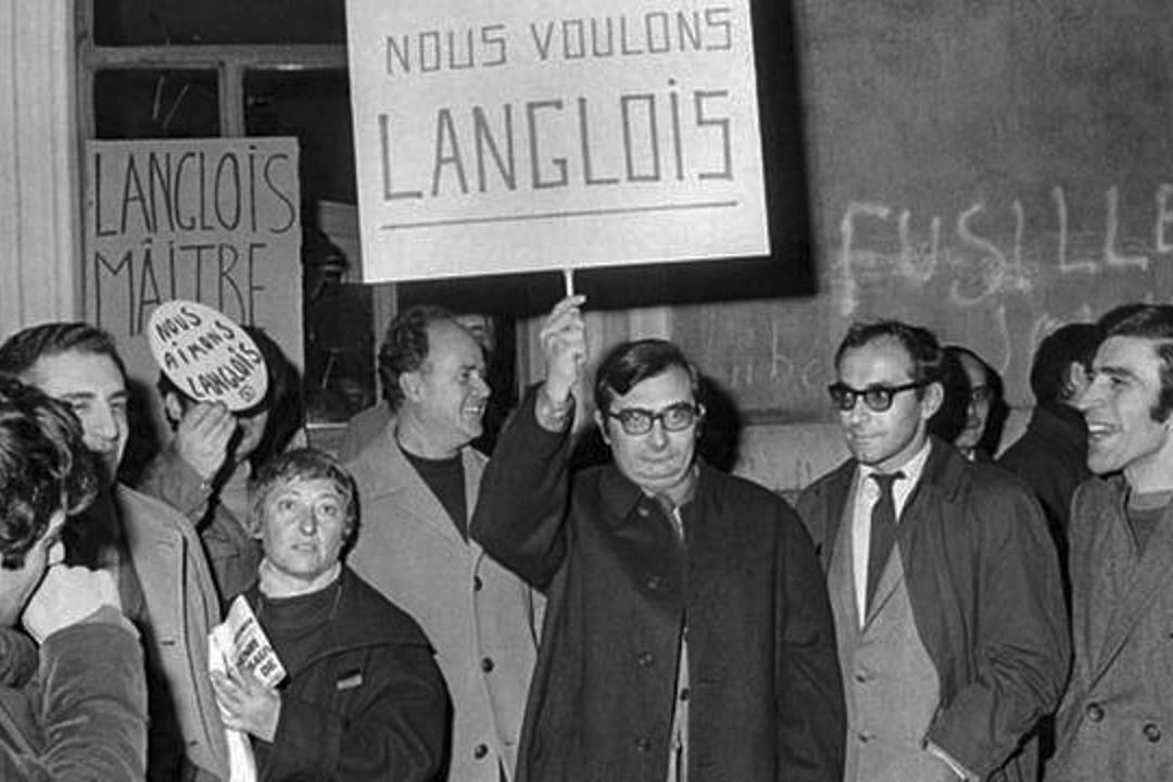 1968年的「朗格盧瓦事件」。