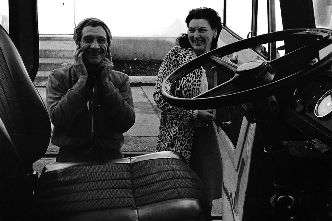 卡車司機喬治與瑪麗II(1976-1980)。