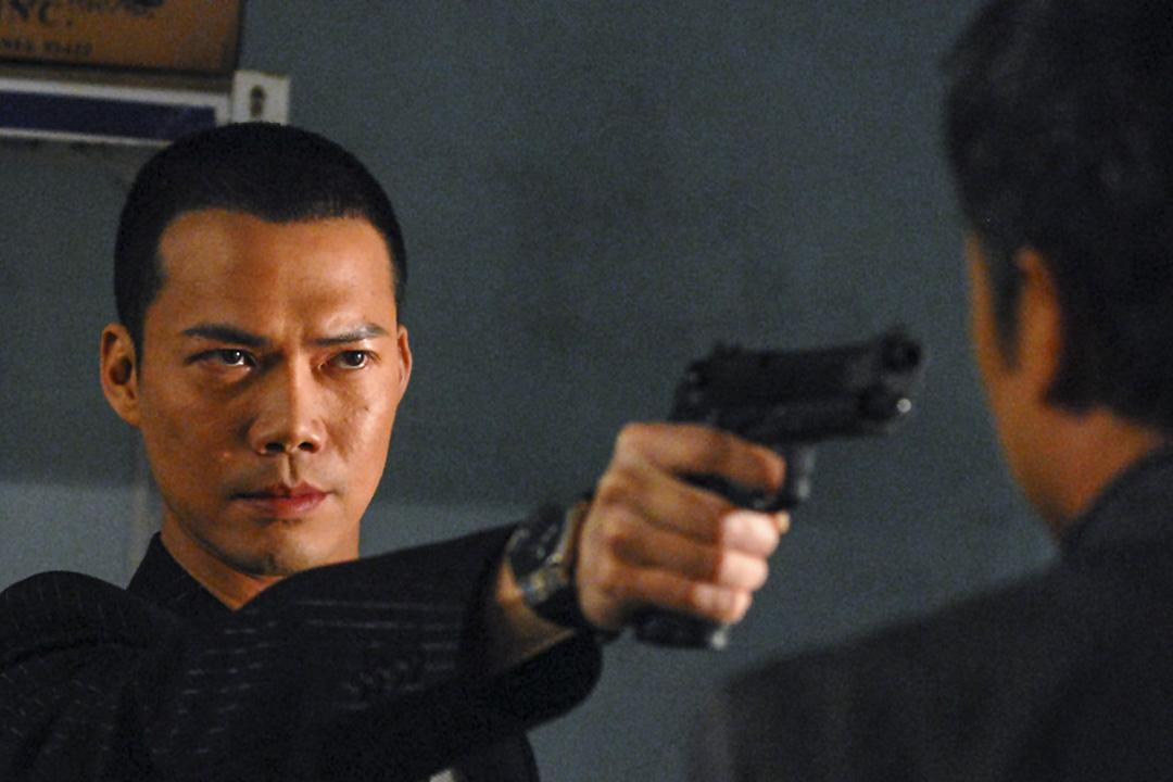 由謝天華飾演Laughing哥。