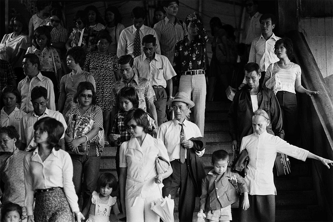 旅客群像(1976)。