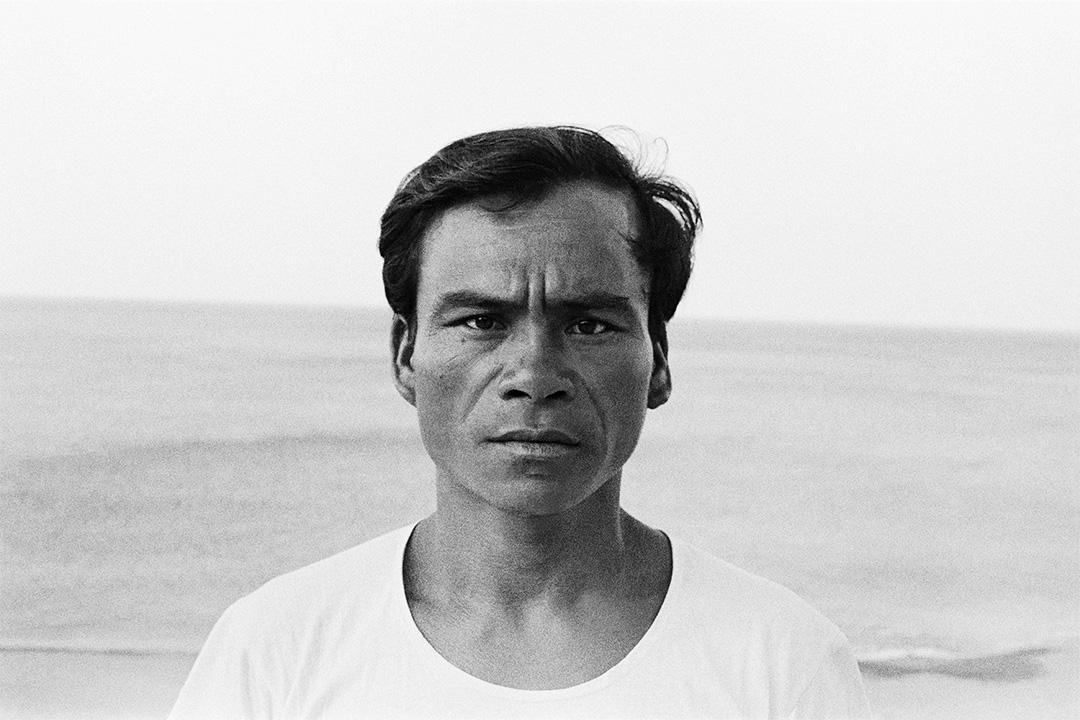 紅頭達悟肖像 (1974) 。