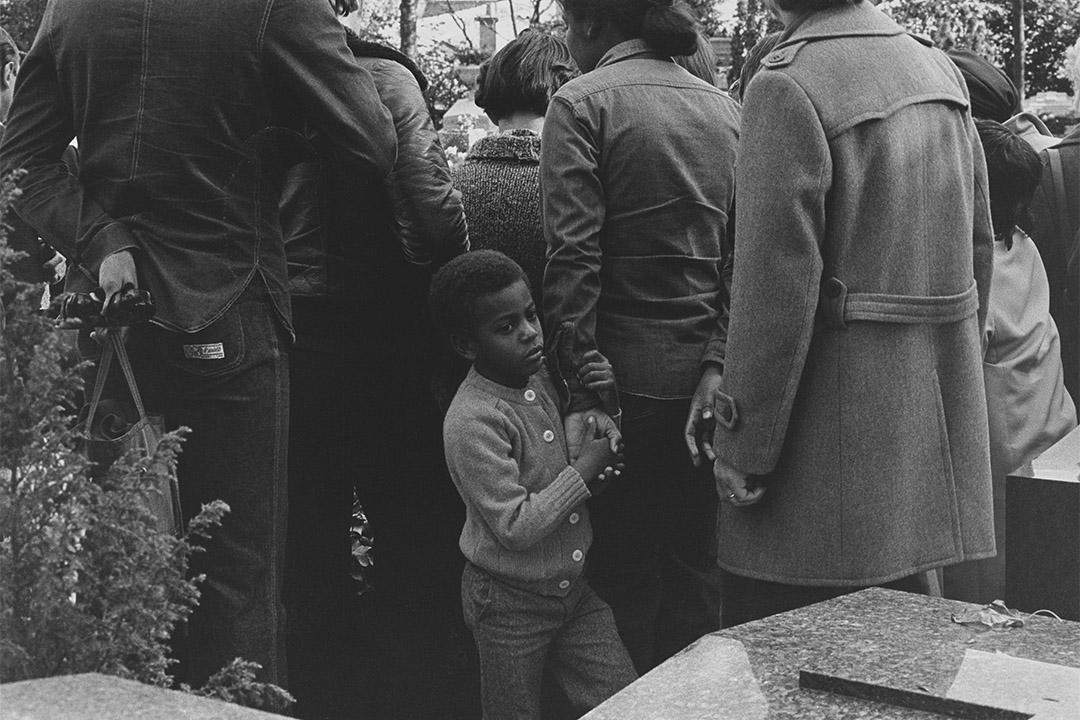 哀悼(1976-1980)。