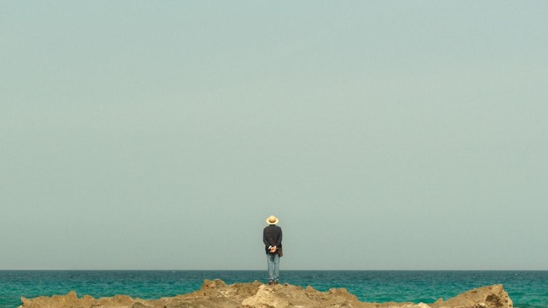 《導演先生的完美假期》(It Must Be Heaven)劇照。