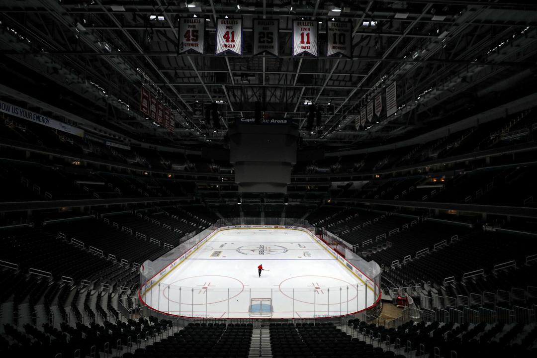 2020年3月12日,美國國家冰球聯盟宣佈暫停賽季,原定於華盛頓第一資本競技館舉行的比賽亦被取消。