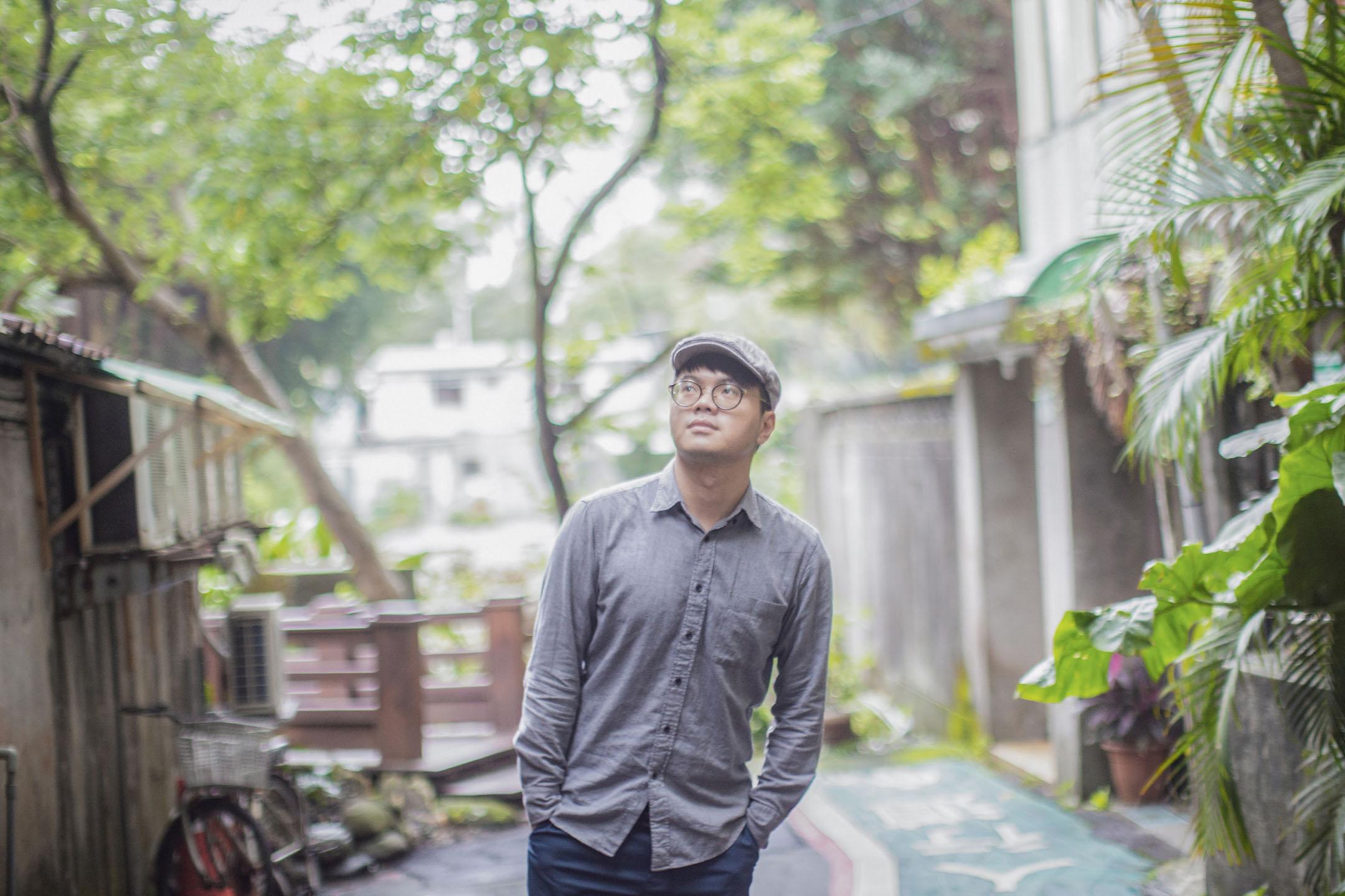 導演廖建華。 攝:陳焯煇/端傳媒