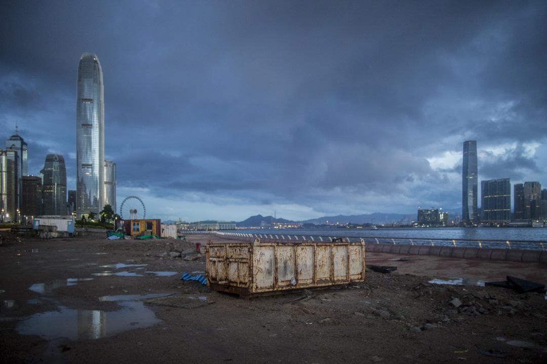 2019年,香港。 攝:林振東/端傳媒