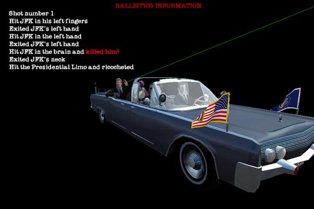 JFK Reloaded 遊戲截圖