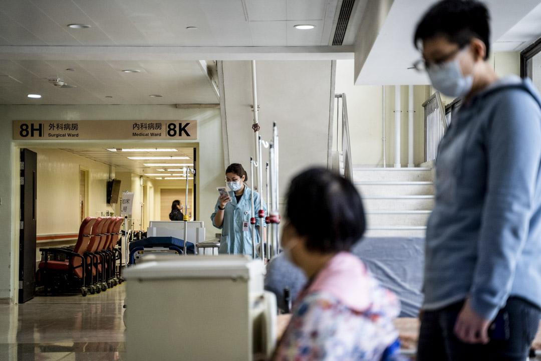 SARS令威爾斯親王醫院8A內科病房廣為市民熟悉,8A病房現已改名為8H和8K。