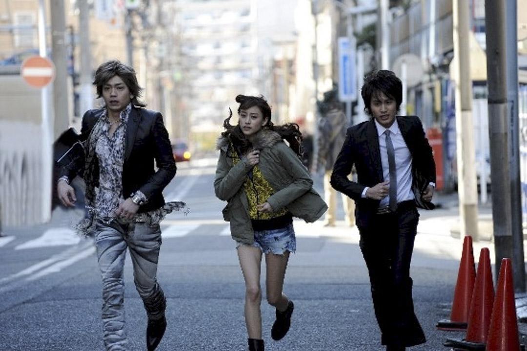 《東京難民》劇照。