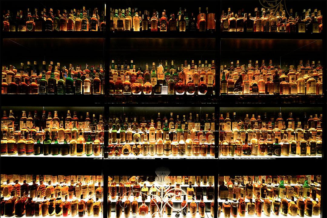 蘇格蘭威士忌酒。