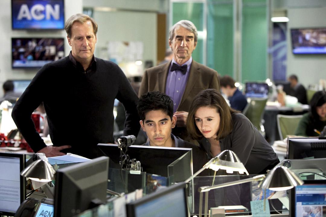 《新聞編輯室》(The Newsroom)。