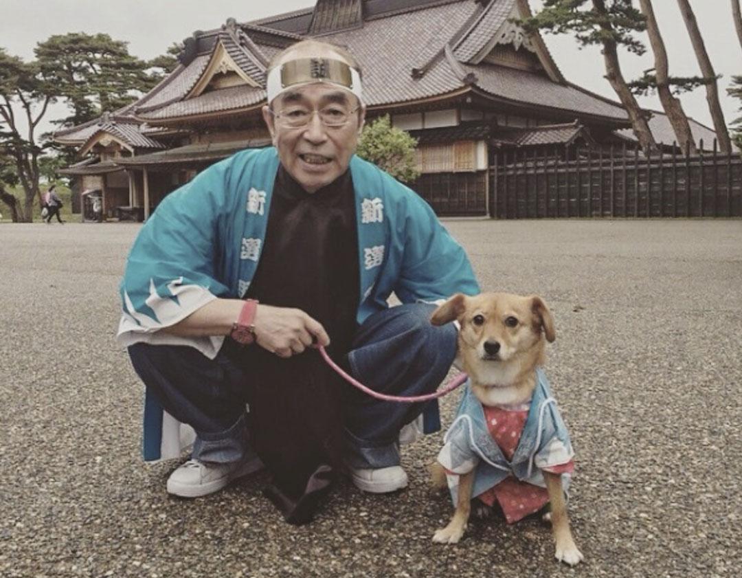 志村健是首位因新冠狀肺炎不幸辭世的知名藝人。