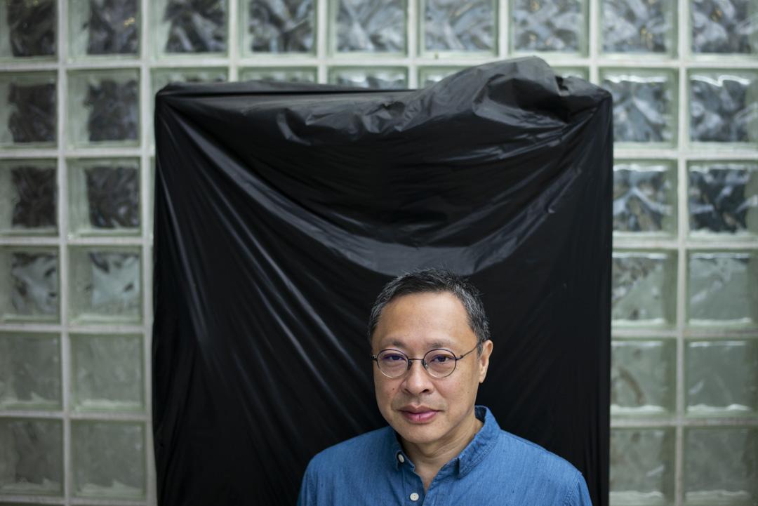 香港大學法律學院副教授戴耀廷。