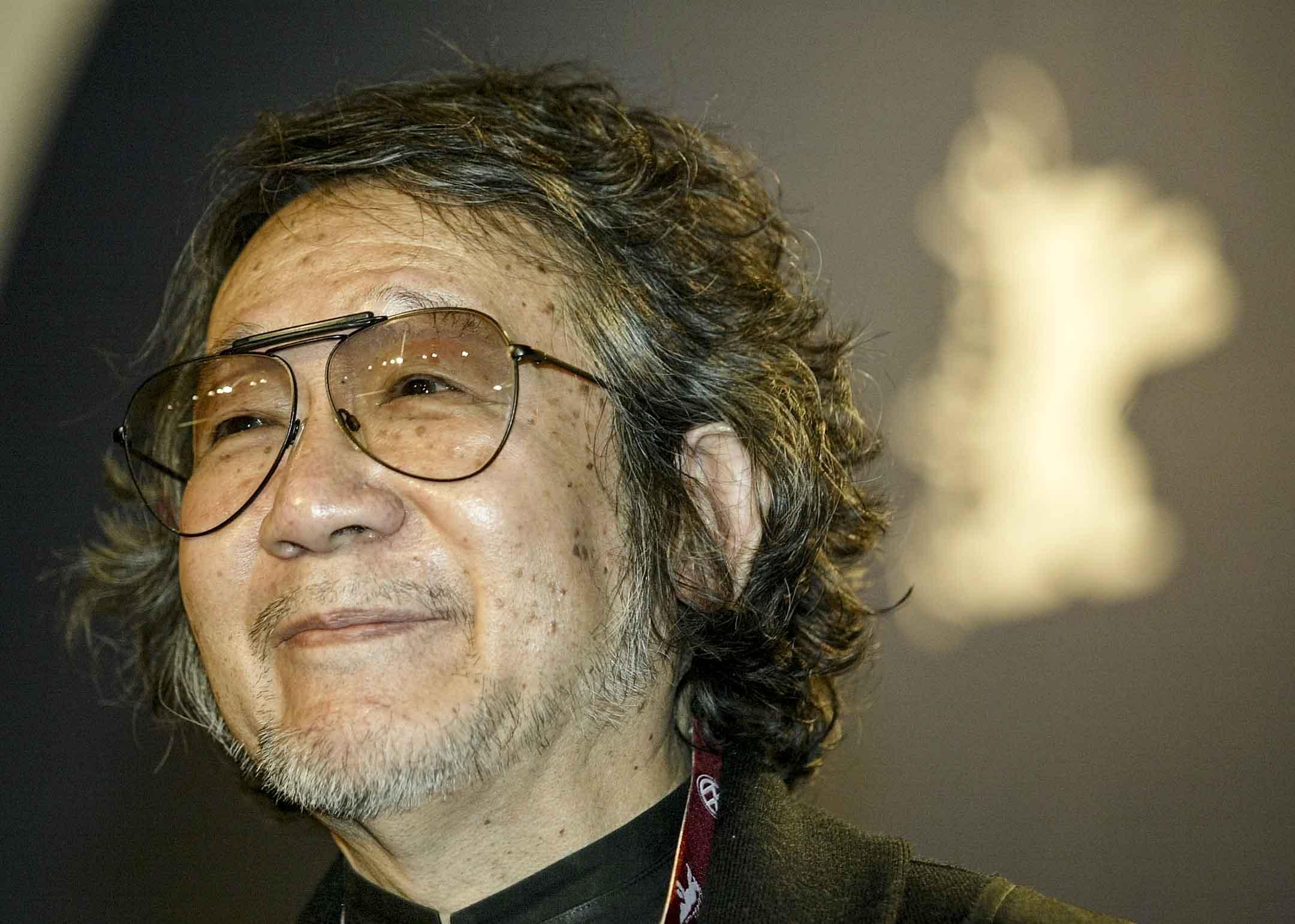 大林宣彥,拍攝於2005年。