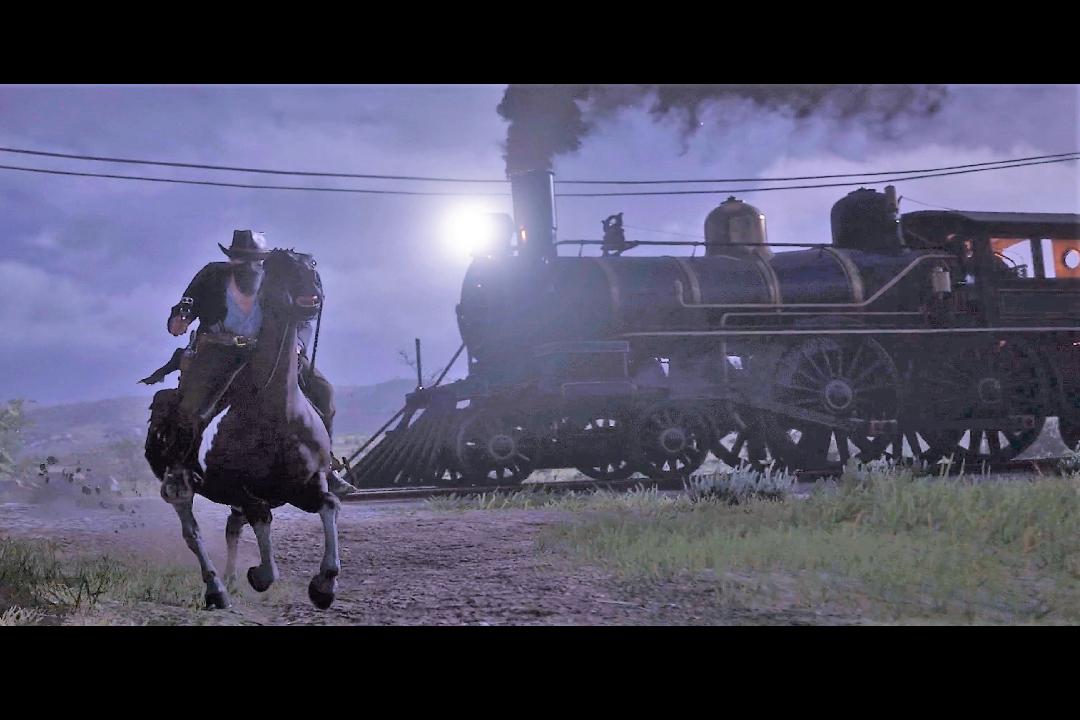 《碧血狂殺2》(Red Dead Redemption 2)  遊戲截圖