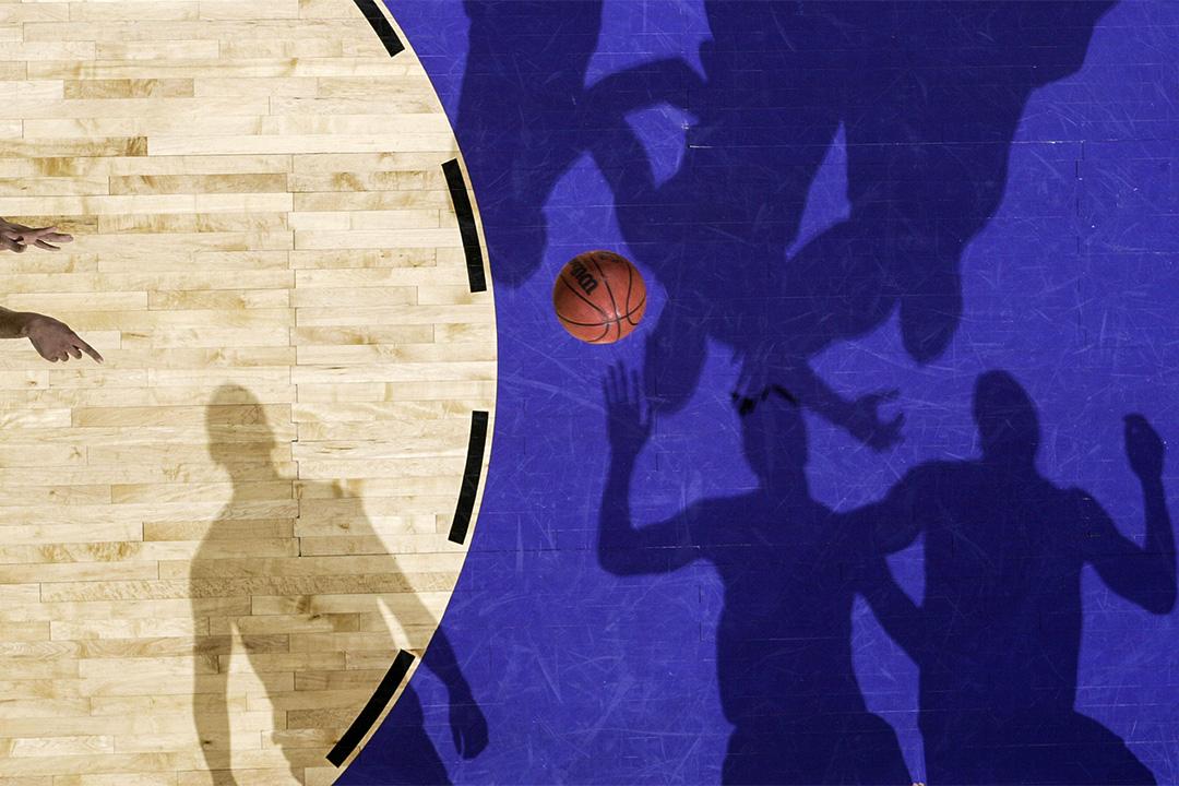 2003年3月22日華盛頓斯波坎競技場,NCAA錦標賽的比賽。