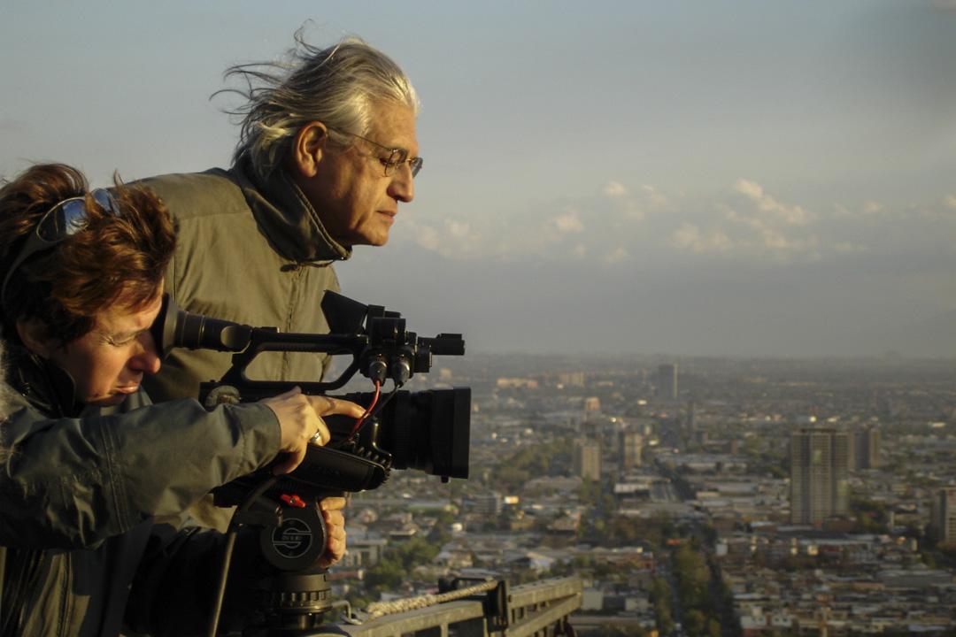 拉丁美洲紀錄片導演帕里西歐.古茲曼(Patricio Guzmán)。  圖:IDFA 阿姆斯特丹紀錄片影展