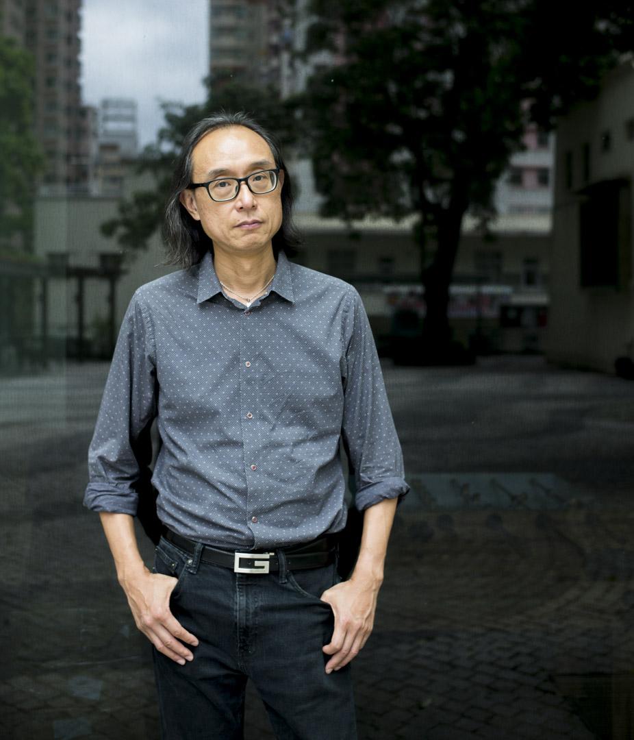 良心理政召集人、臨床心理學家葉劍青。