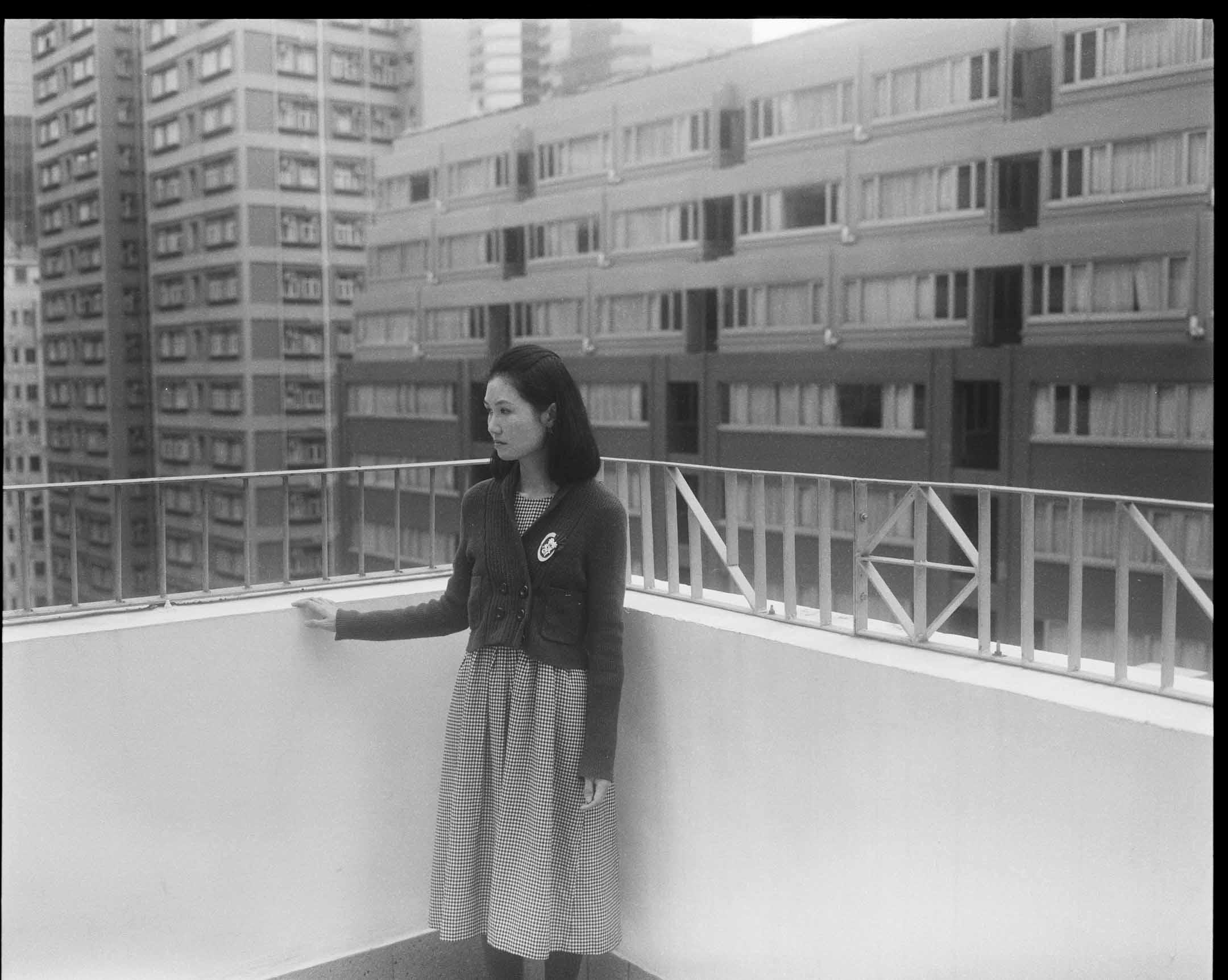 韓麗珠。 攝:林振東/端傳媒