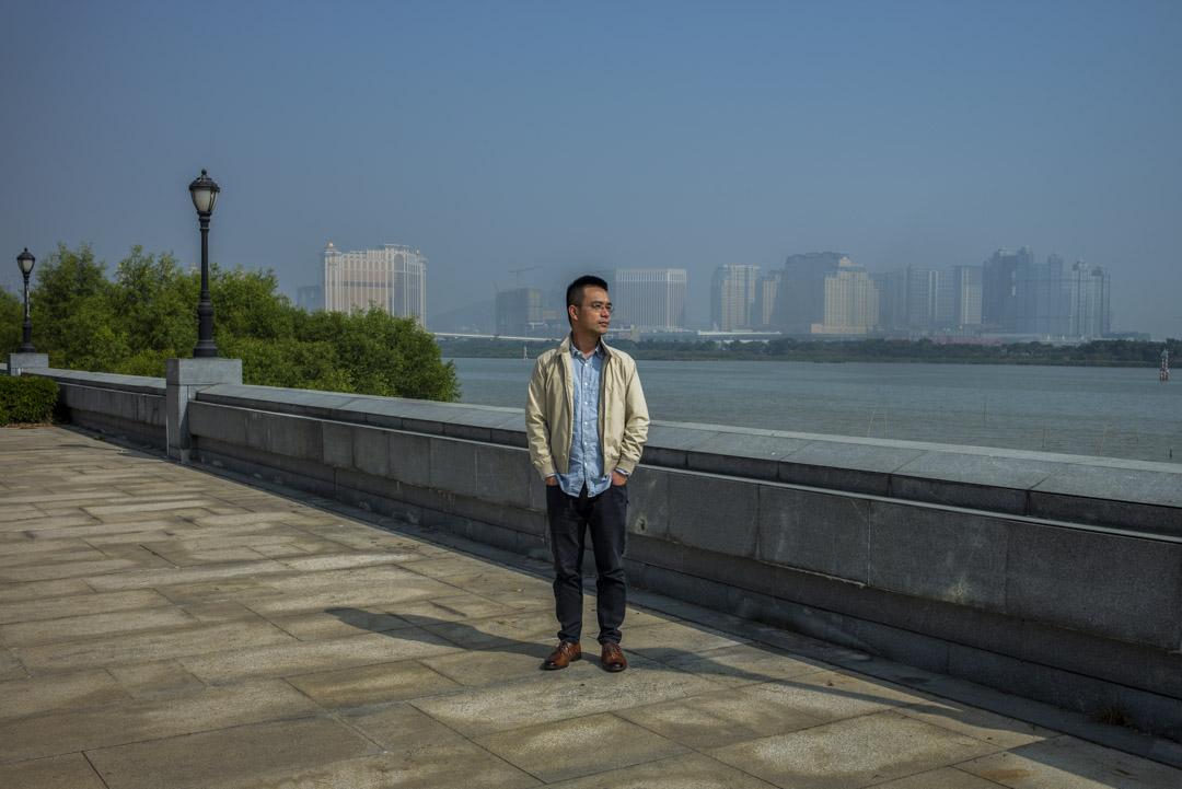 澳門大學政治與公共行政系助理教授楊鳴宇。