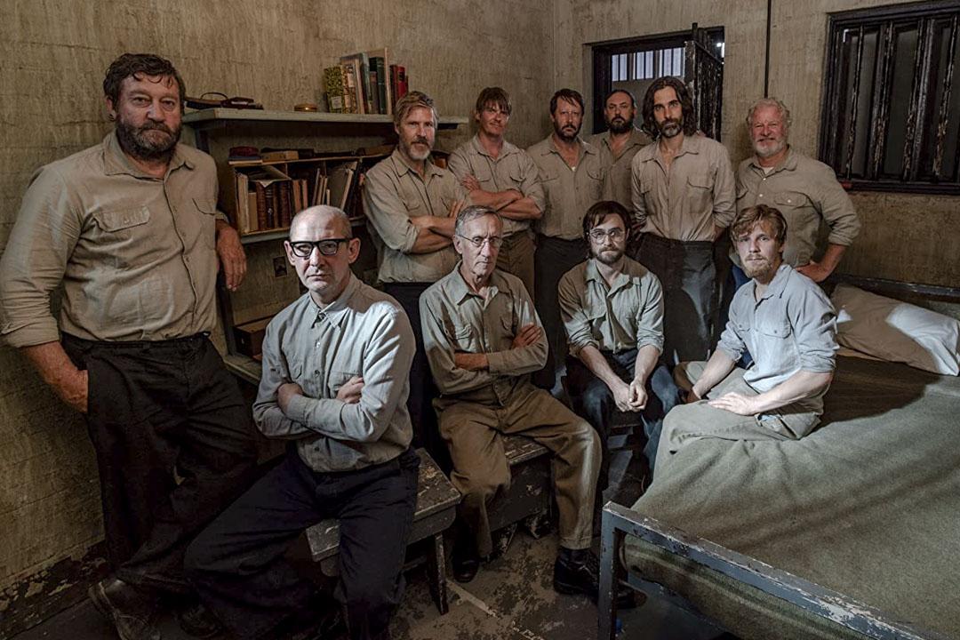 《鑰命監獄》劇照。