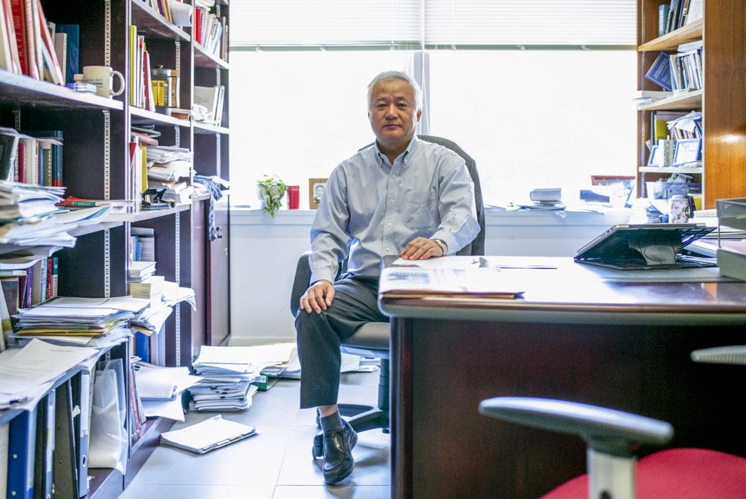 香港大學法律學院署理院長傅華伶。