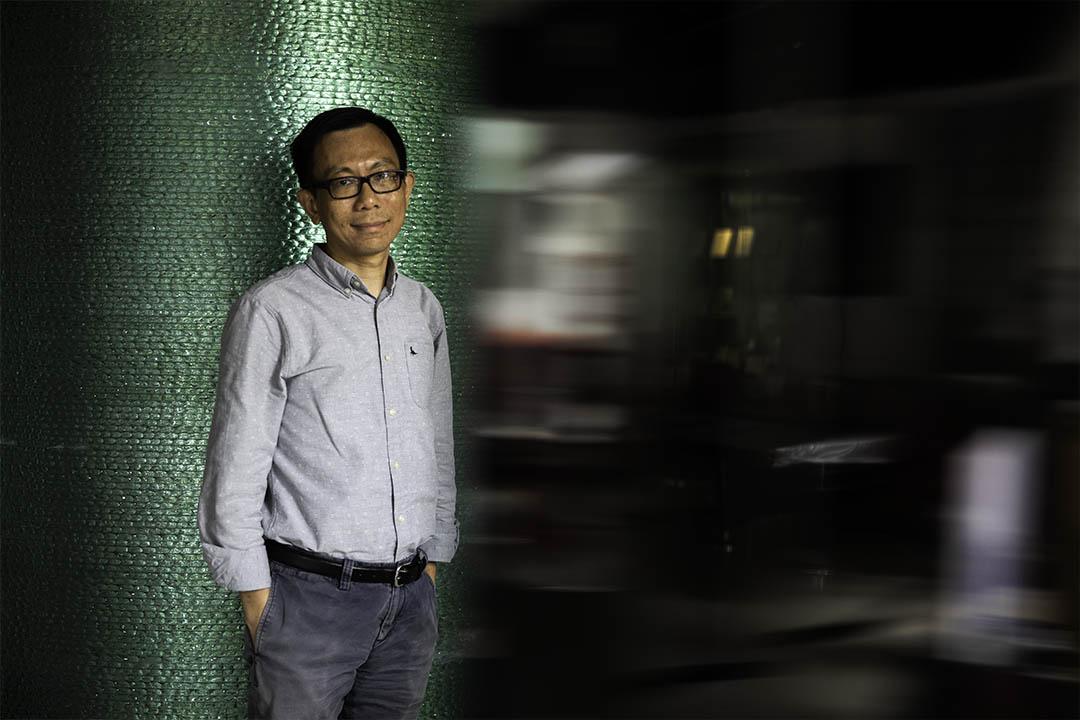 香港中文大學政治與行政學系講師李家翹。