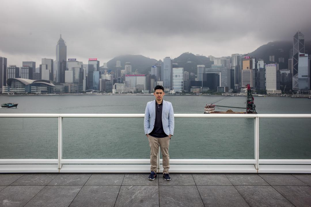香港政治學者方志恒。