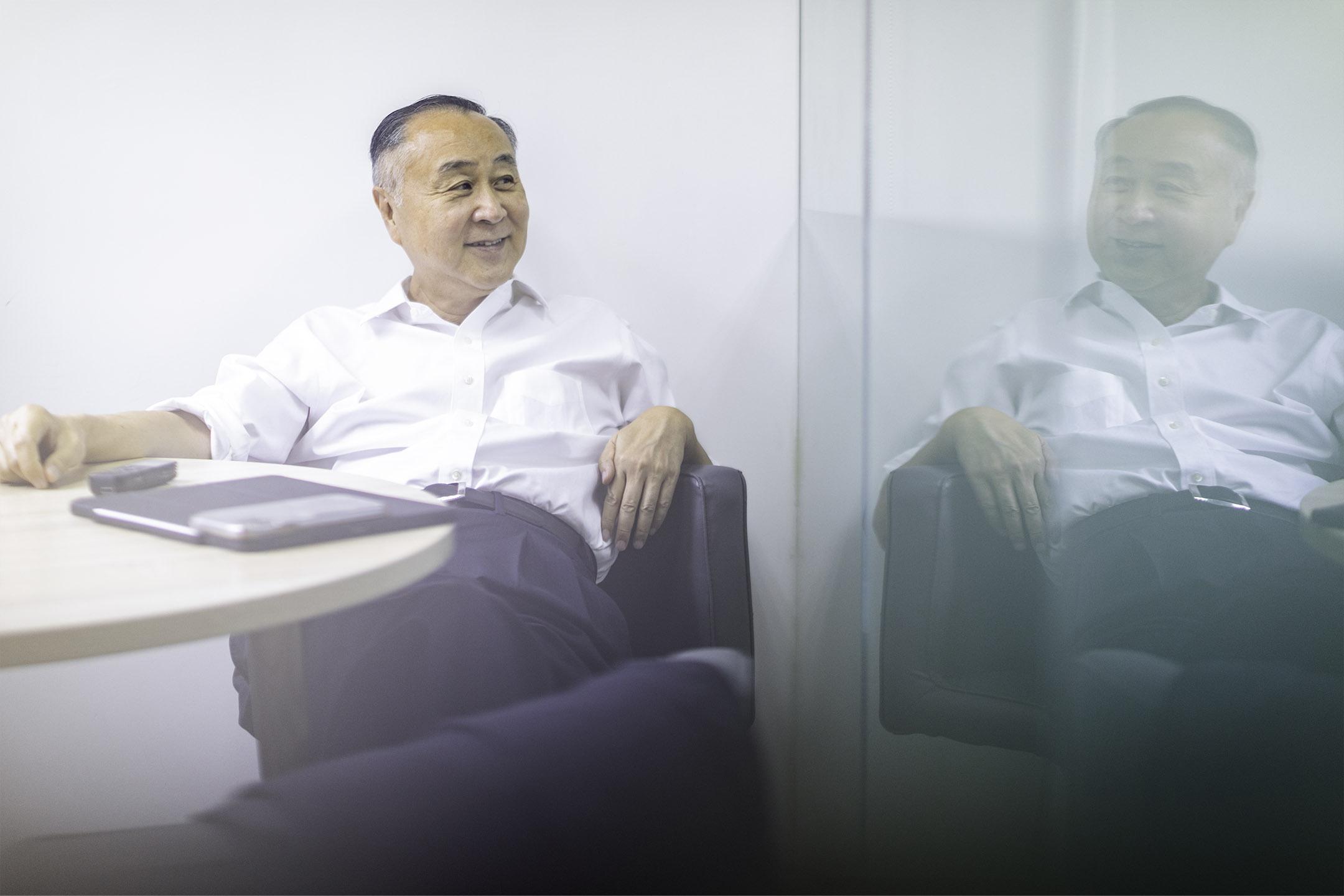 袁弓夷。 攝:陳焯煇/端傳媒