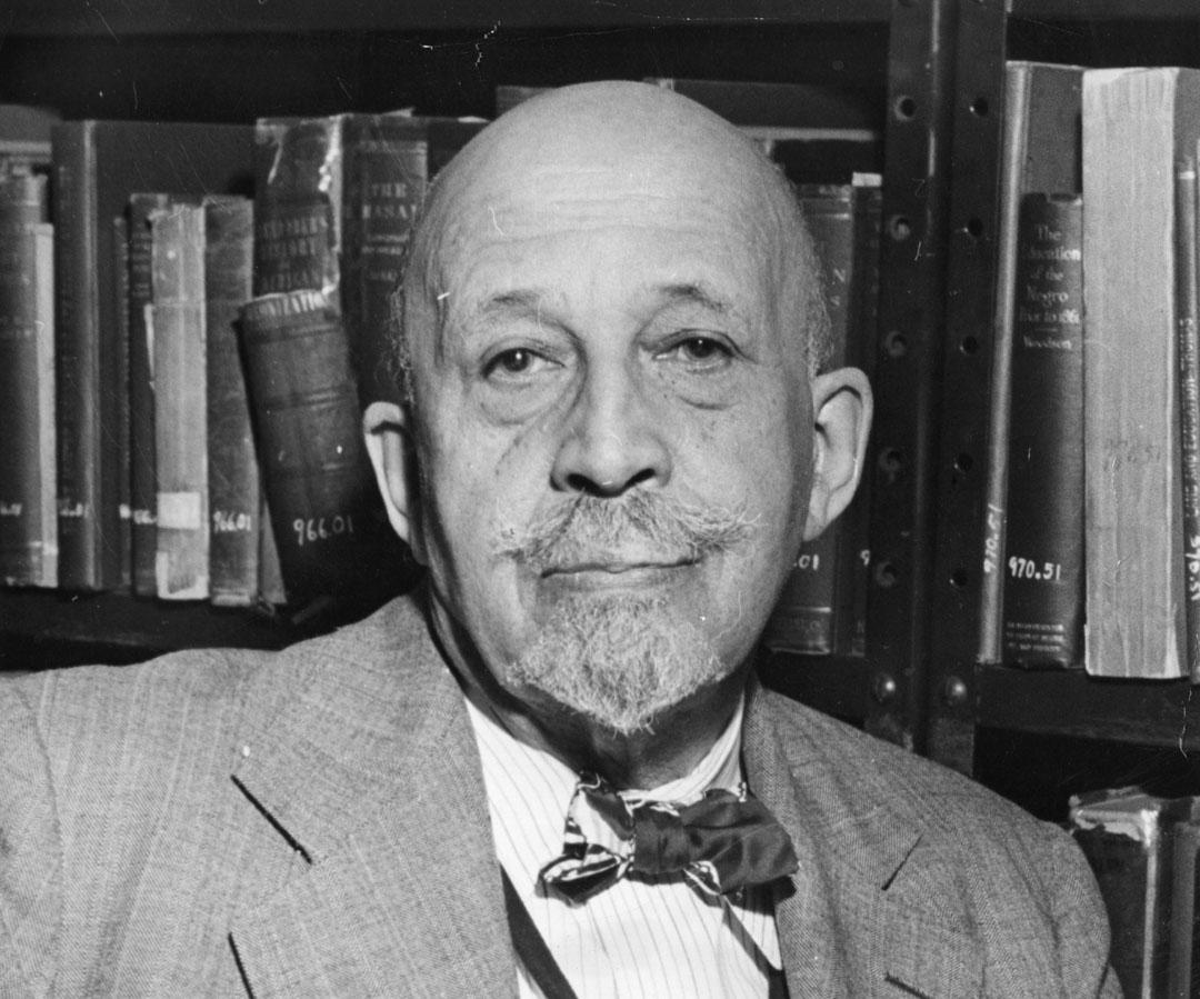 社會學家、歷史學家、作家W. E. B. Du Bois。