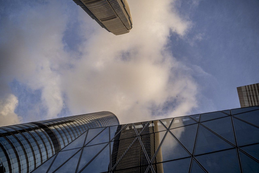 香港國際金融中心。