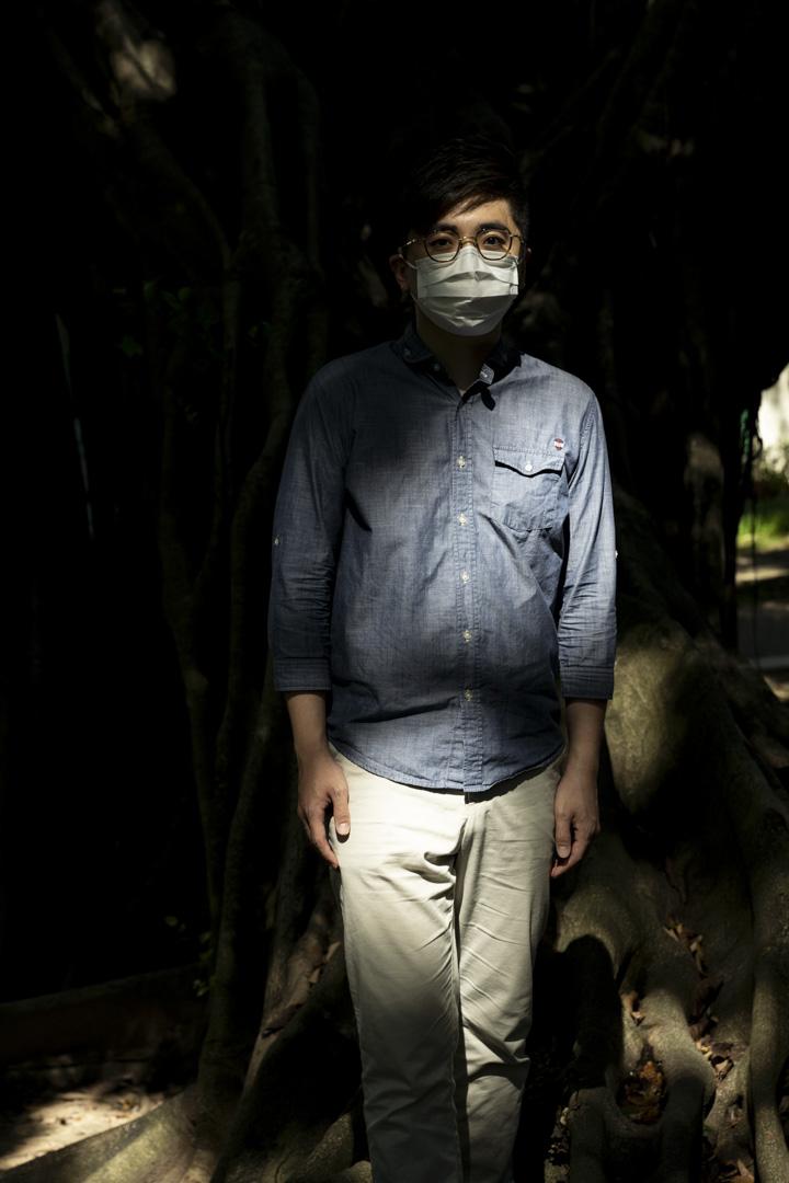 612中槍老師楊子俊。
