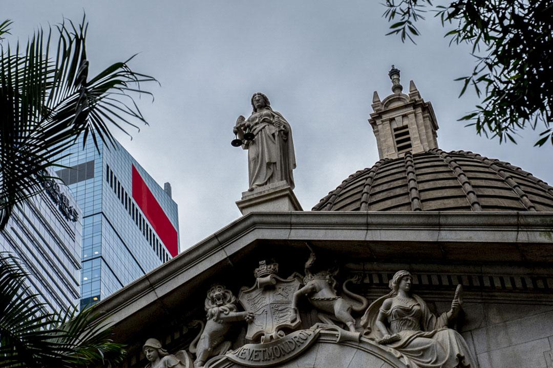 2020年5月,終審法院。 攝:林振東/端傳媒