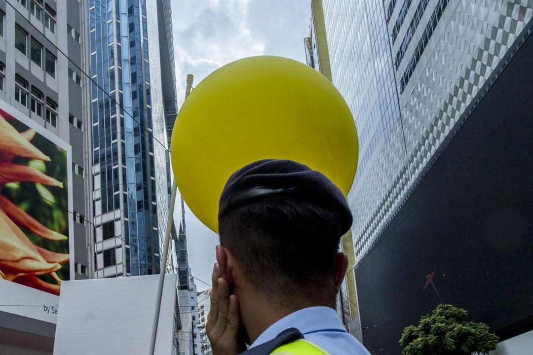 2019年6月9日,民陣發起反對《逃犯條例》修訂大遊行。