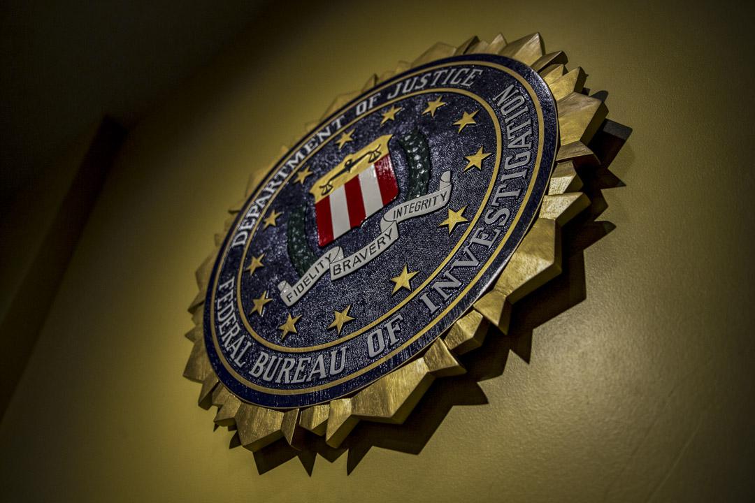 美國聯邦調查局(FBI)。