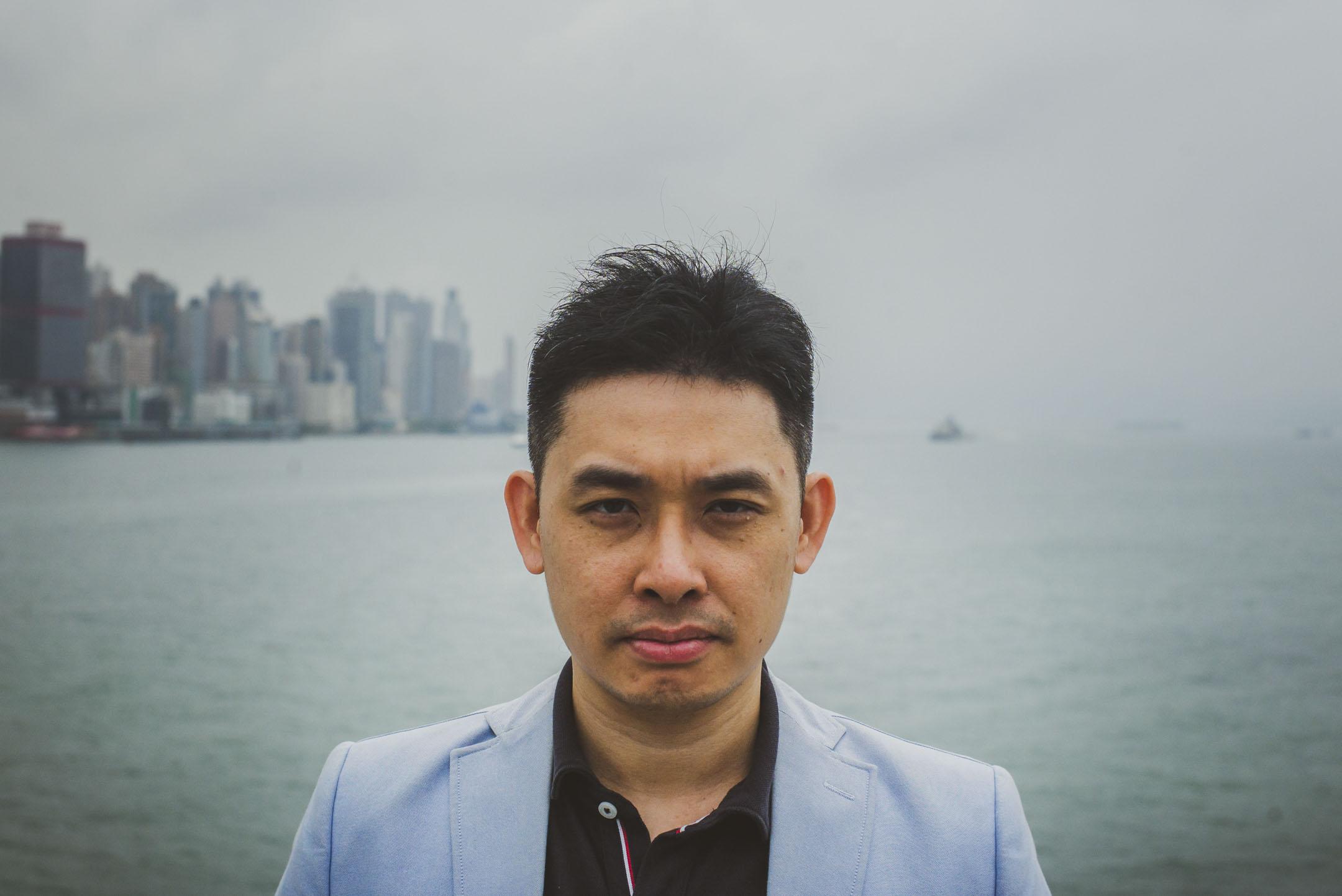 香港政治學者方志恒。 攝:hy tse/端傳媒