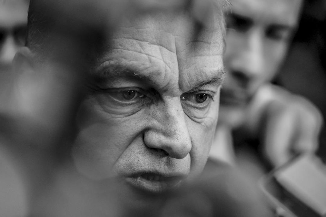 匈牙利總理歐爾班·維克多(Orbán Viktor)。