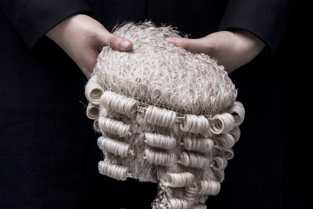 2019年6月22日,終審法院舉行資深大律師委任典禮。 攝:林振東/端傳媒