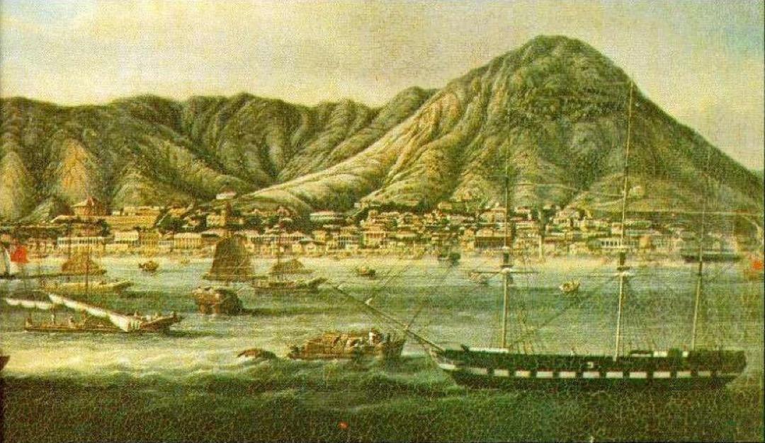 開埠之前英國對於即將殖民的香港不予期望,印象就是英國外交大臣Palmerston所說「像一塊荒蕪的禿石」,思疑占據有何價值。