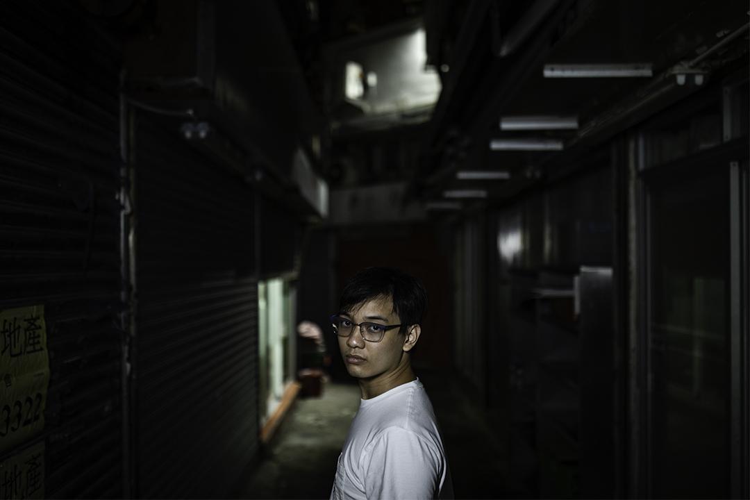 721傷者、廚師蘇梓朗。