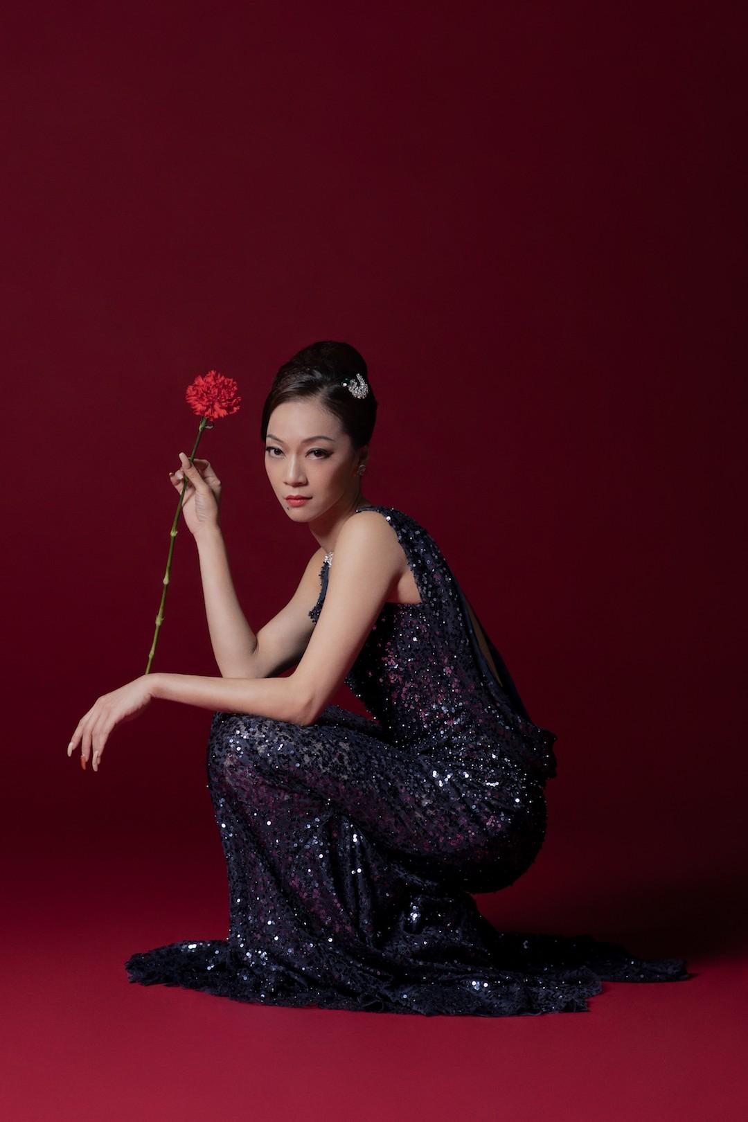「好花不常開,好景不常在。」變幻原是永恆,重要的是有否真誠地過人生。 圖:香港舞蹈團