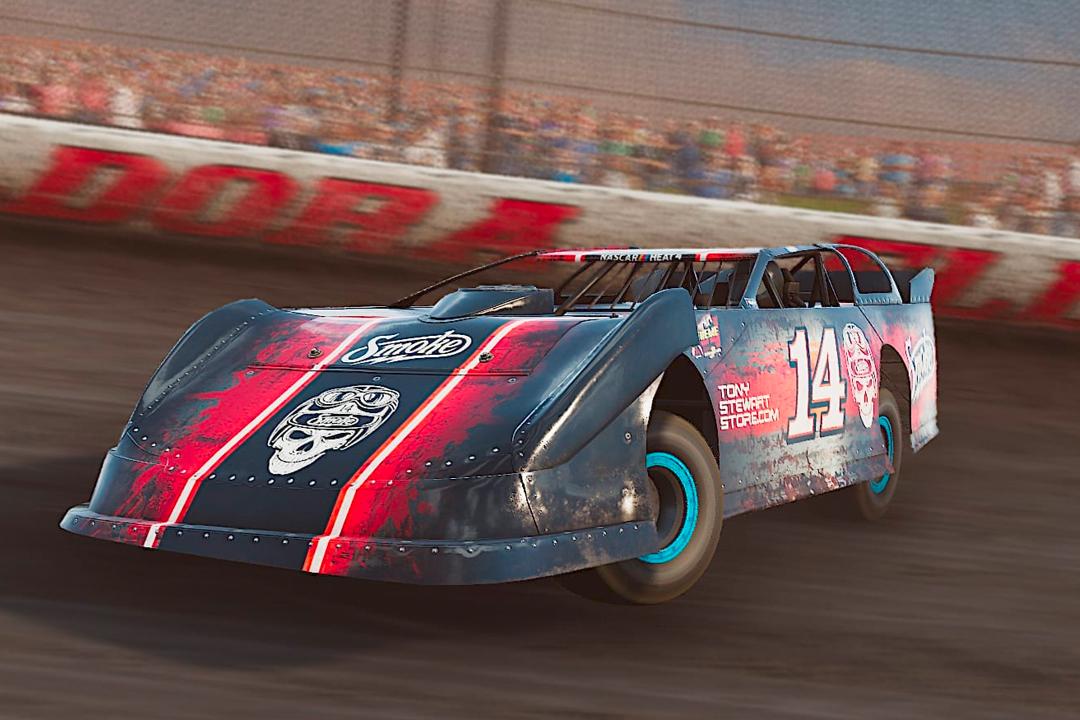 《雲斯頓賽車熱力4》(NASCAR Heat 4) 遊戲截圖