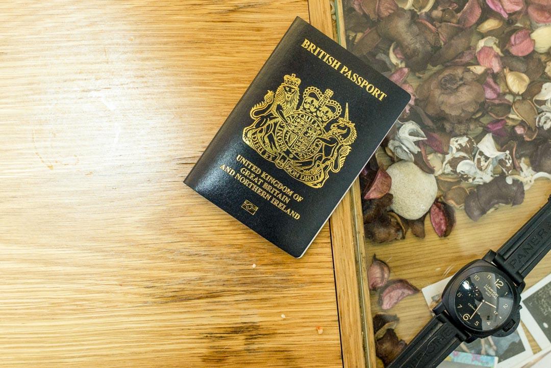 蘇天欣和丈夫準備以BNO護照,移民英國。