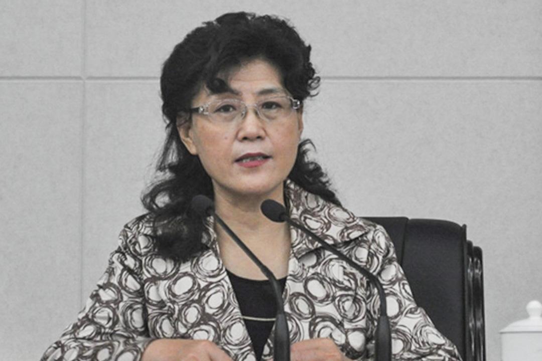 早前中央黨校教授蔡霞因反習和反黨言論被黨校開除黨籍,剝奪退休待遇。   網上圖片