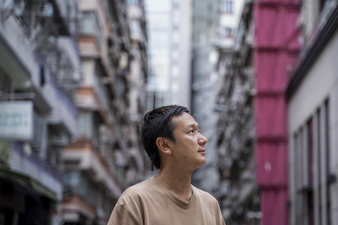 移民公司顧問Billy Wong。