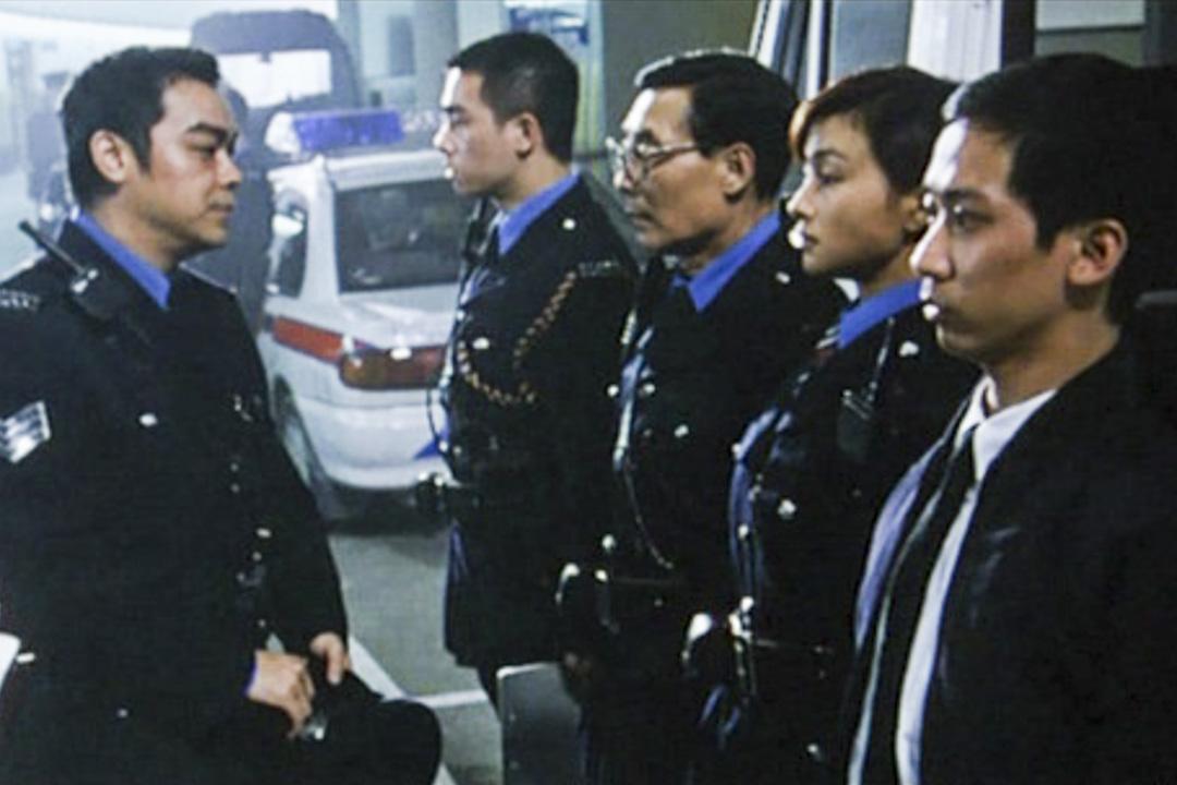 《衝鋒隊:怒火街頭》(1996)劇照。