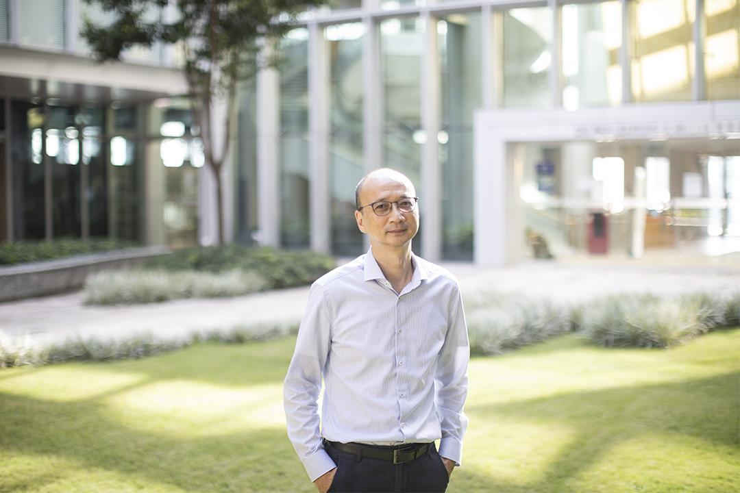 陳祖為教授。