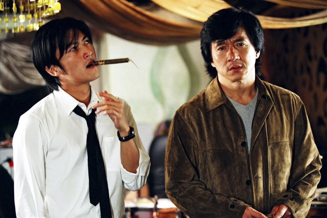 《新警察故事》(2004)劇照。