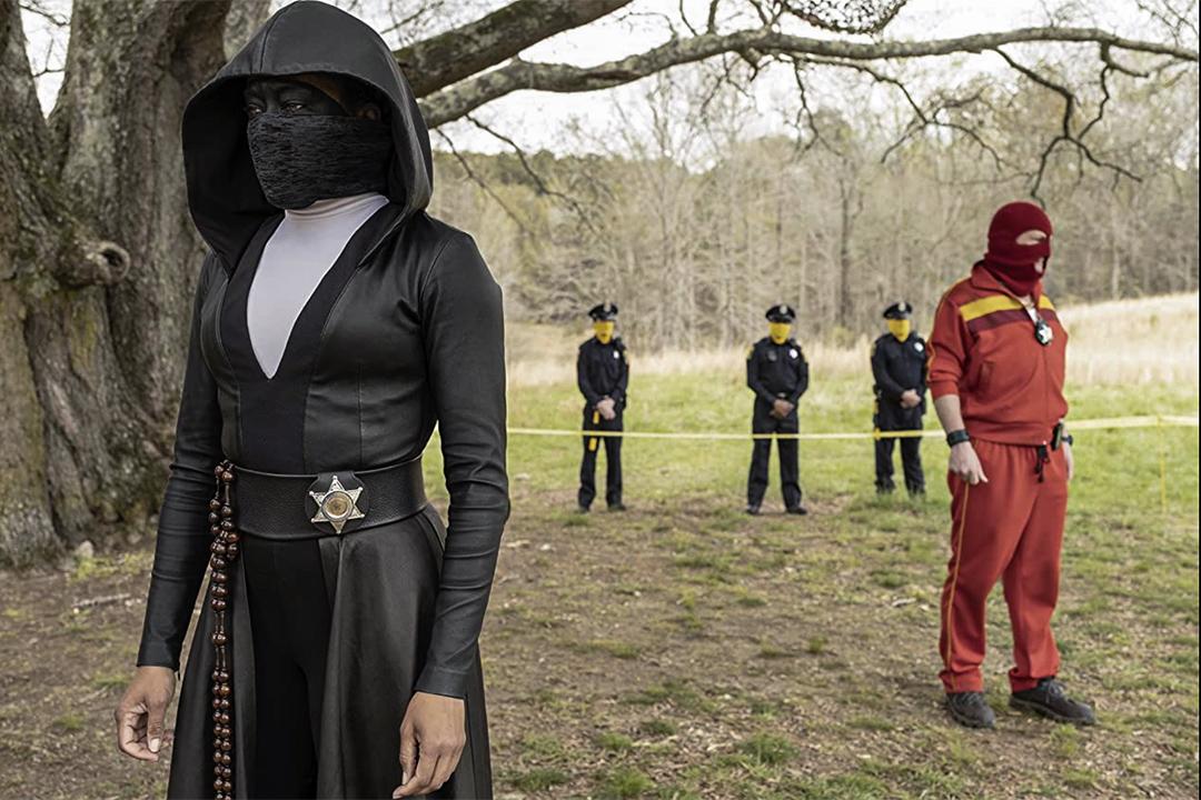 《保衛奇俠》劇照。