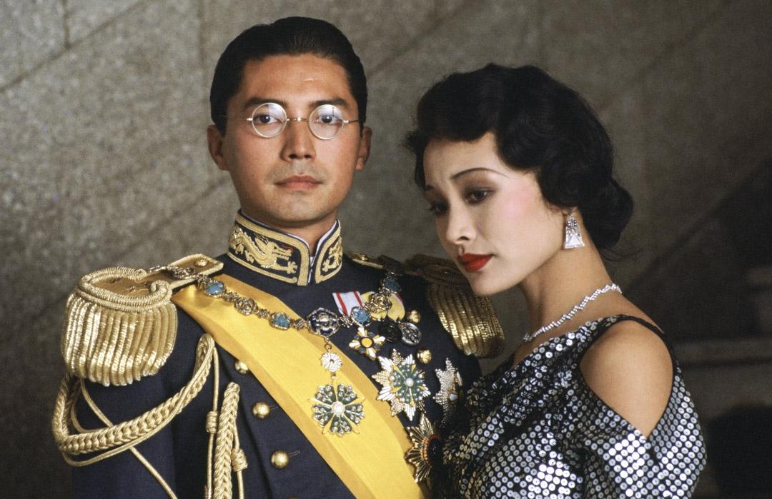 《末代皇帝》(The Last Emperor)劇照。 圖:百老匯院線提供